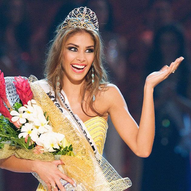 Как менялись идеалы красоты на примере победительниц конкурса «Мисс Вселенная» (63 фото)