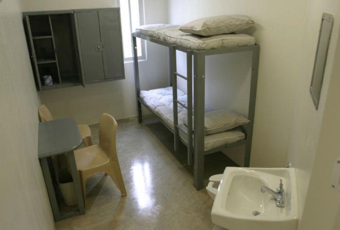 Американская тюрьма. Взгляд изнутри (4 фото)