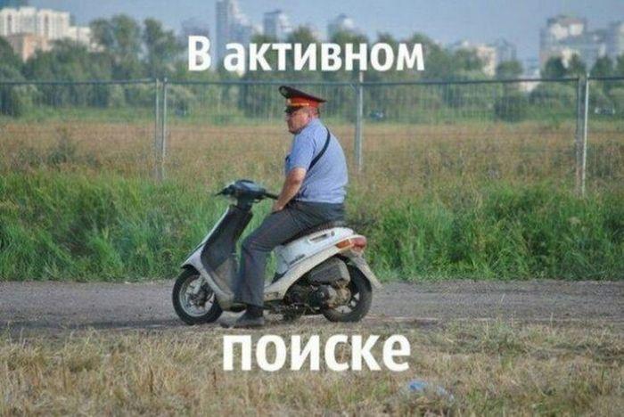 Простой и понятный автомобильный юмор (40 фото)