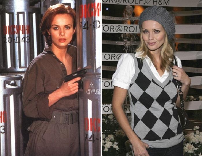 Женщины Джеймса Бонда: тогда и сейчас (31 фото)