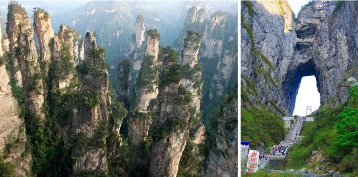 26 мест, вышедших в наш мир прямо из сказки (52 фото)