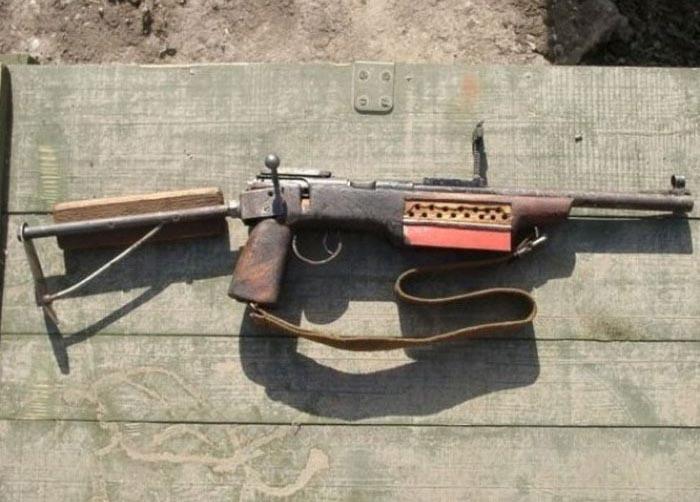 Подборка самодельного оружия преступного мира (31 фото)