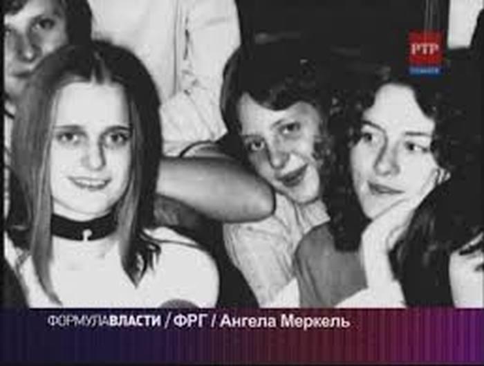 Автобиографическая подборка фотографий Ангелы Меркель (32 фото)
