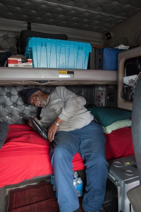 В гостях у американских дальнобойщиков (33 фото)