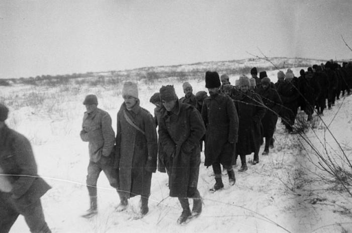 Дневник немецкого офицера, побывавшего в Сталинградском котле (25 фото)