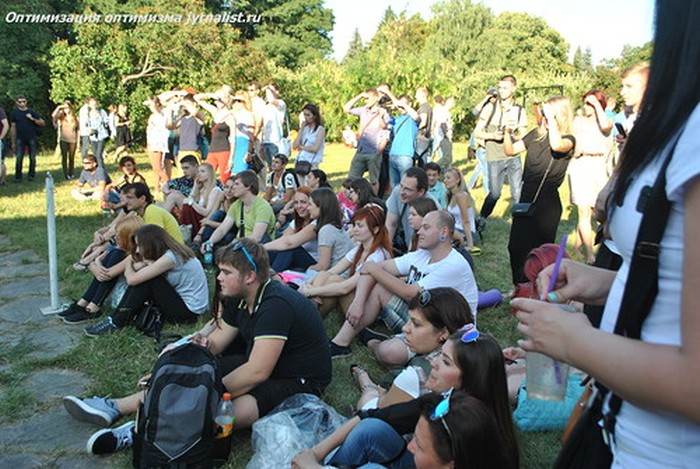 В Киеве прошел фестиваль «Секс и город» (24 фото)