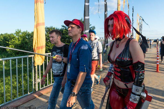 На фестивале Alfa Future People в Нижнем Новгороде собрались отечественные любители косплея (21 фото)