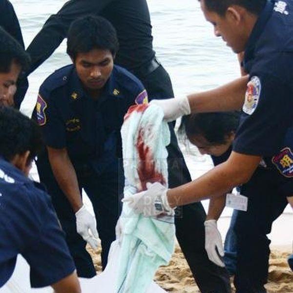 Как не стоит вести себя на отдыхе в Таиланде  (2 фото + видео)