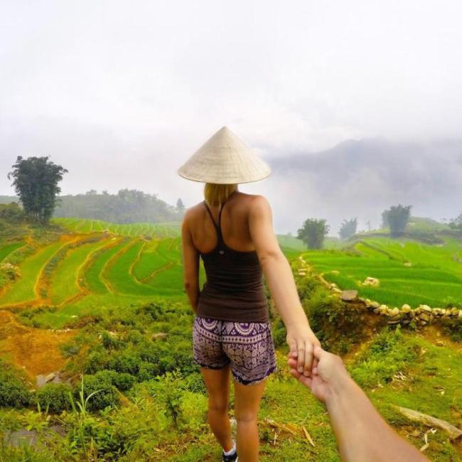 Красивое путешествие (24 фото)