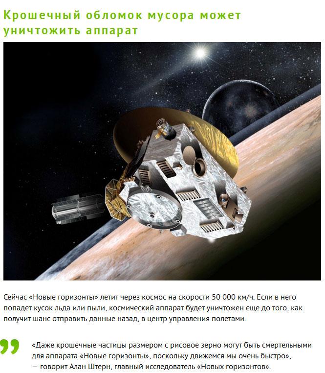 Интересные факты о зонде New Horizons («Новые горизонты») (11 фото)