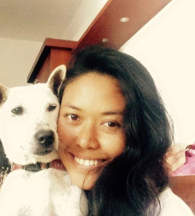 Как спасали собаку Келси (15 фото)
