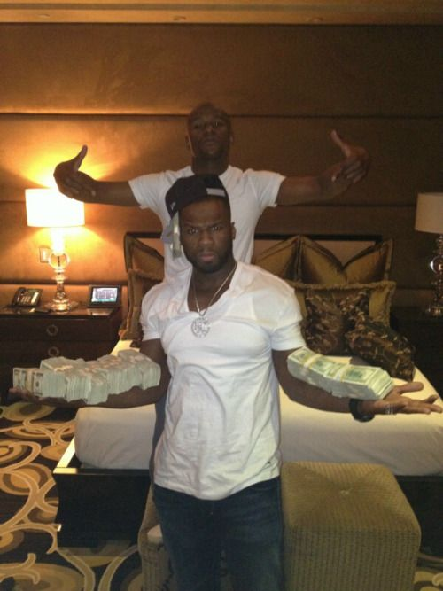 50 Cent признал себя банкротом и сказал, что все его богатство является иллюзией  (12 фото)
