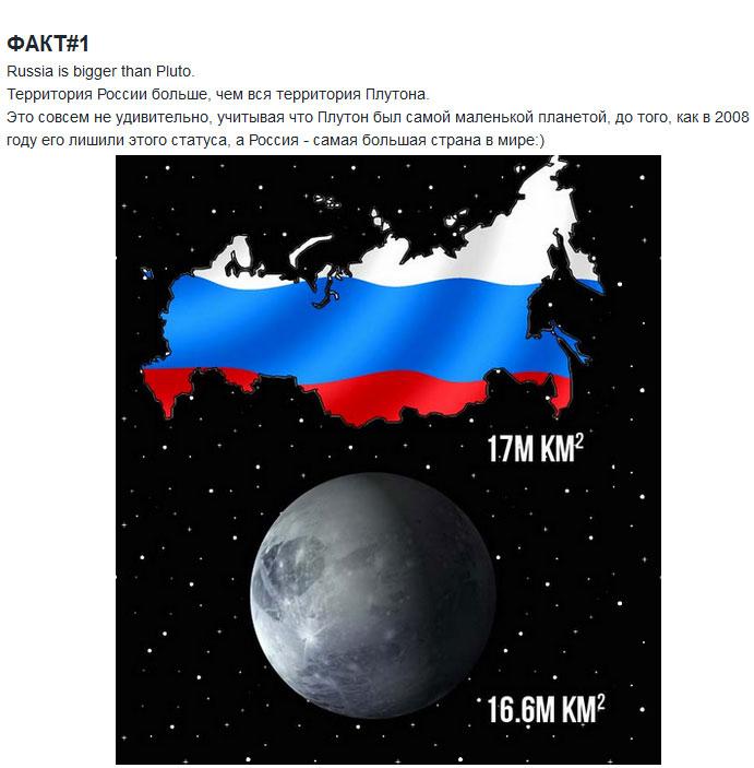 Невероятные факты о России по мнению иностранцев (20 фото)