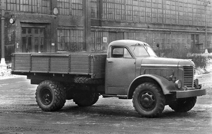Малоизвестные модели и концепты Ульяновского автомобильного завода (15 фото)
