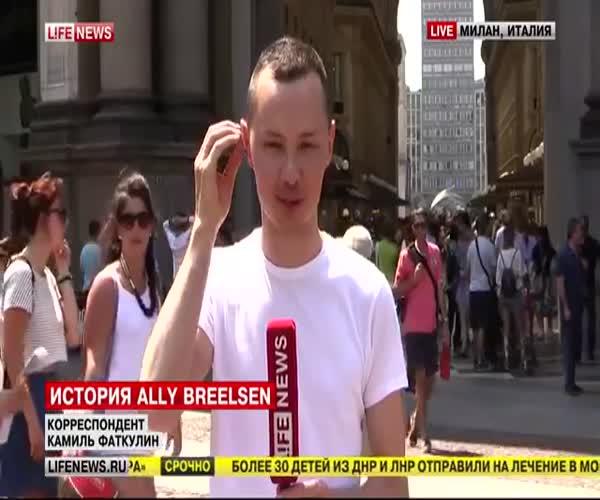 Интервью порнозвезды Ангелины Дорошенковой