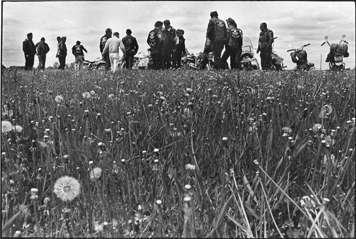 Байкеры 50 лет назад (26 фото)