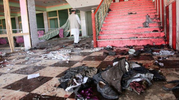 Перестрелка на свадьбе в Афганистане унесла жизни 21 человека (3 фото)