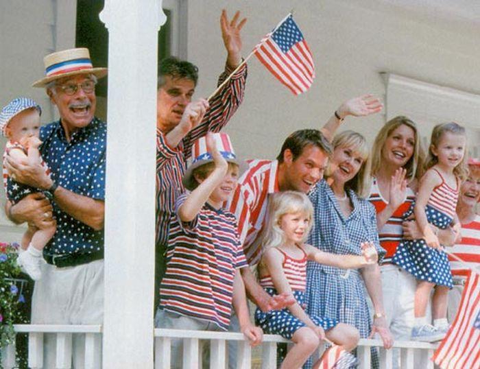 Особенности поведения американцев, которые мы считаем странными (5 фото + текст)