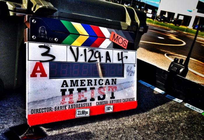 В США боевик «Ограбление по-американски» Сарика Андреасяна установил новый антирекорд (25 фото)