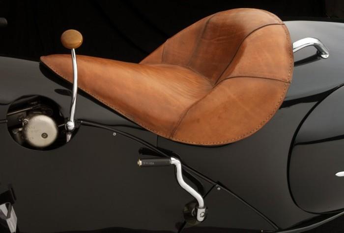Слишком футуристичный концепт Орли Кортни образца 1934 года (9 фото)