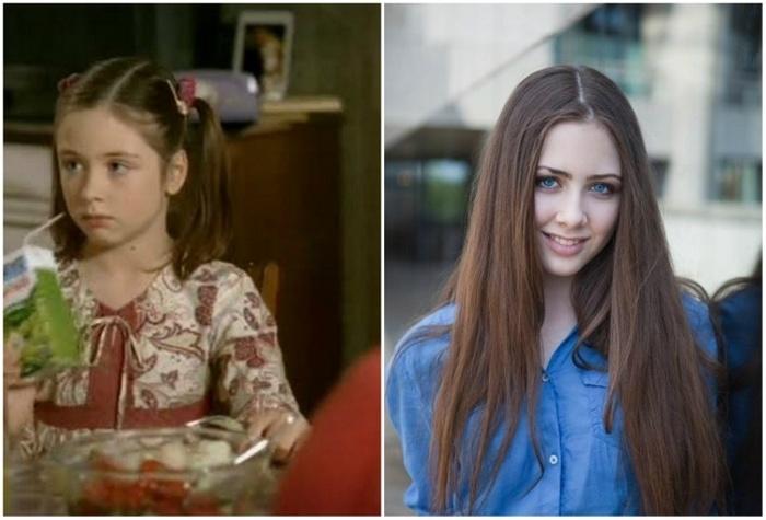 Юные герои нашего детства тогда и сейчас (15 фото)