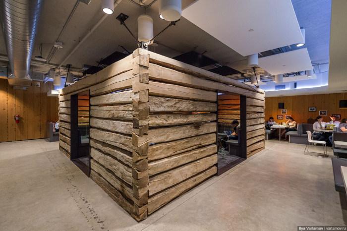 Офис Twitter в Сан-Франциско (47 фото)