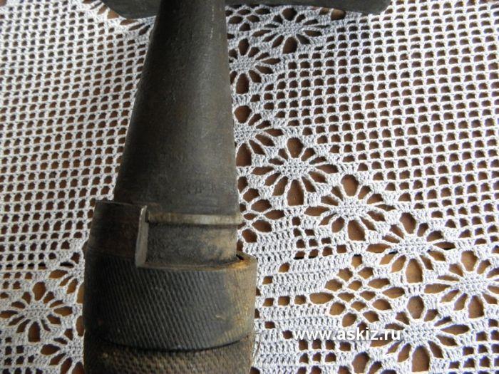 Смертоносная лопата на вооружении Красной армии (9 фото)