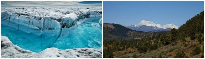 Удивительные места на планете, сохранившие свой первозданный вид (19 фото)