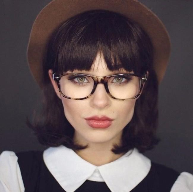 Одна девушка и много различных образов (6 фото)