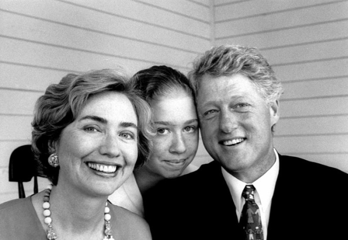 Политики в семейном кругу (18 фото)