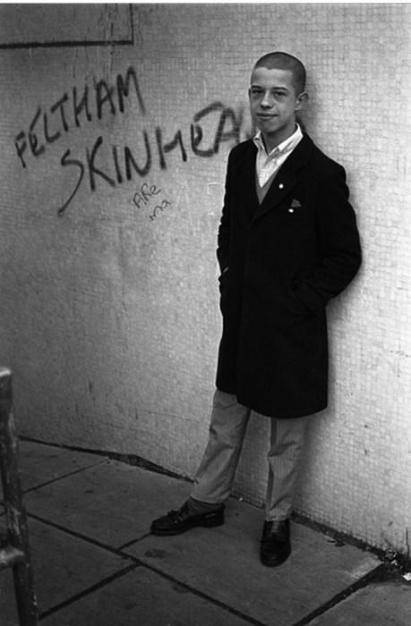 Британские скинхеды начала 80-х (31 фото)