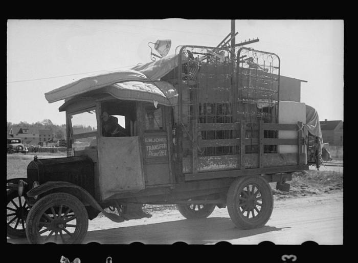 Великая депрессия в США (20 фото)