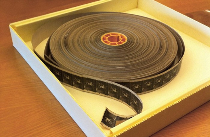 Американский архив фильмов на случай конца света (18 фото)