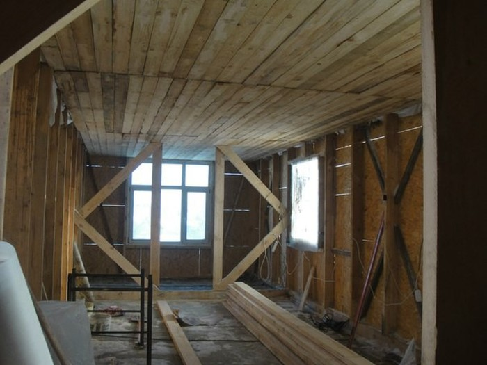 Бюджетное строительство дома для молодой семьи (59 фото)