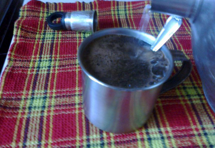 Рецепт вкусного кофе (10 фото)