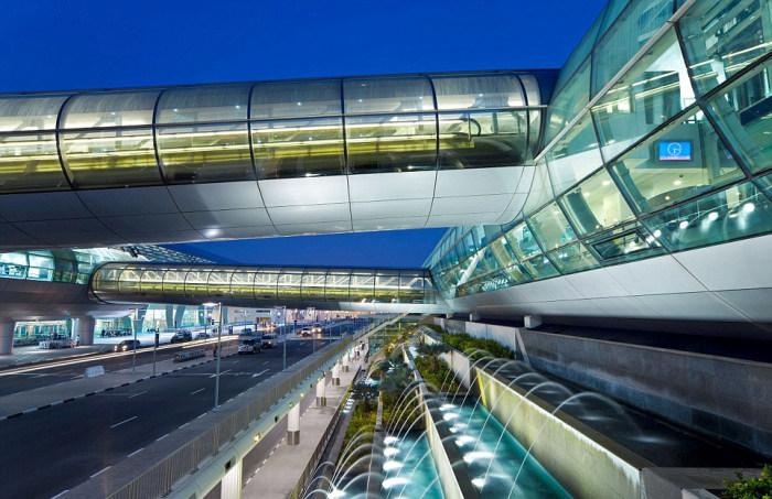 Самые лучшие аэропорты мира (22 фото)