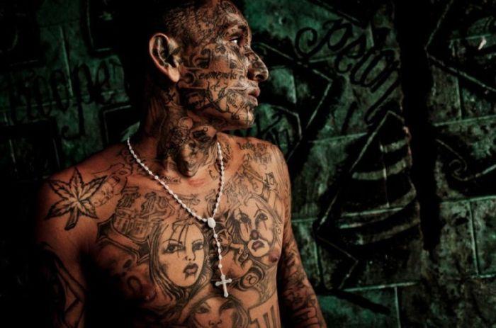 Самые могущественные и жестокие мафии мира (18 фото)