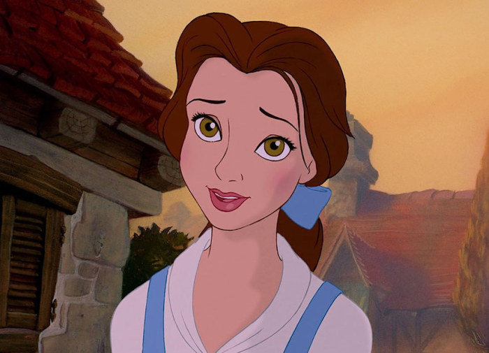 Принцессы диснеевских мультфильмов без макияжа (16 картинок)