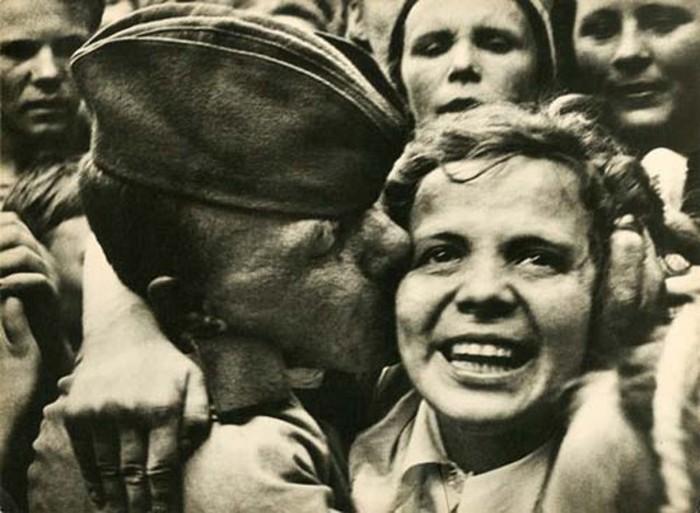 Редкие фотографии времен СССР (18 фото)