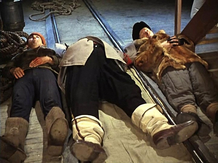Как проходили съемки комедии «Операция «Ы» и другие приключения Шурика» (24 фото)