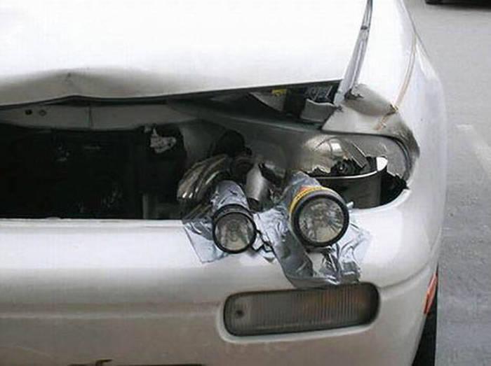 Смотрите, я все починил! Автомобильная версия (30 фото)