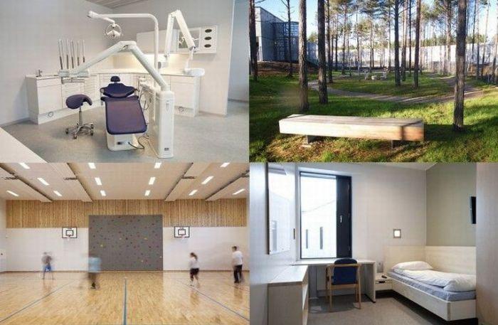 Условия содержания заключенных в разных странах мира (21 фото)