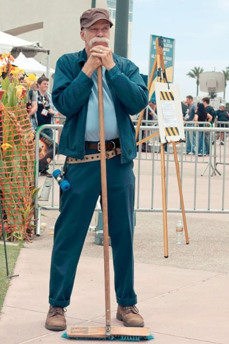 Крутые костюмы косплейщиков (37 фото)