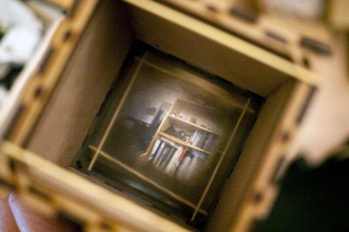 Голландский художник рассказал, как сделать самодельный фотоаппарат (13 фото)