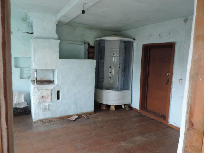 Необычное решение в обычном доме (3 фото)