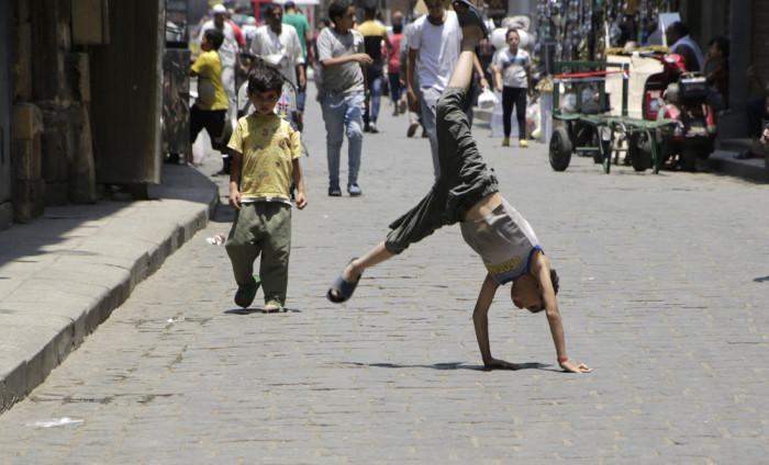 Фото повседневной жизни населения Египта (24 фото)