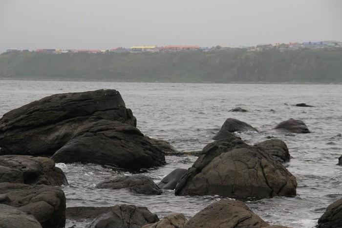 Фоторепортаж с Курильских островов (18 фото)