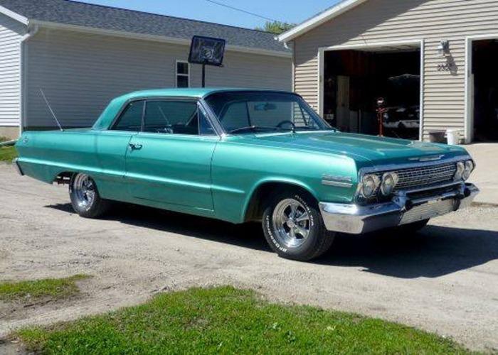 Автомобили до 10 000 долларов с американских аукционов (24 фото)