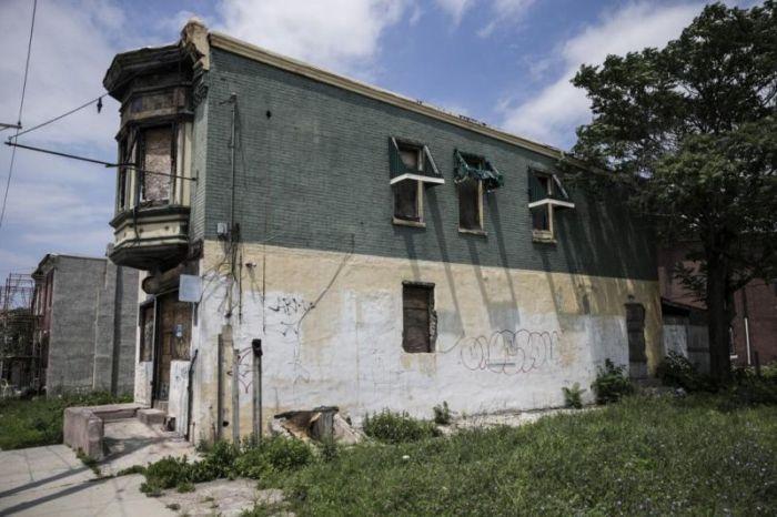 Прогулка по городу Камден, штат Нью-Джерси (30 фото)