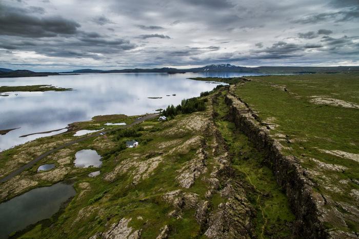 Исландия с высоты птичьего полета (38 фото)